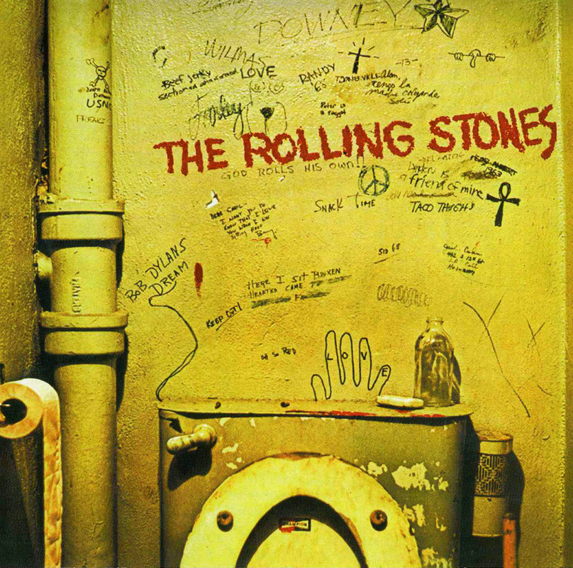 New album review on vinyl – beggars banquet