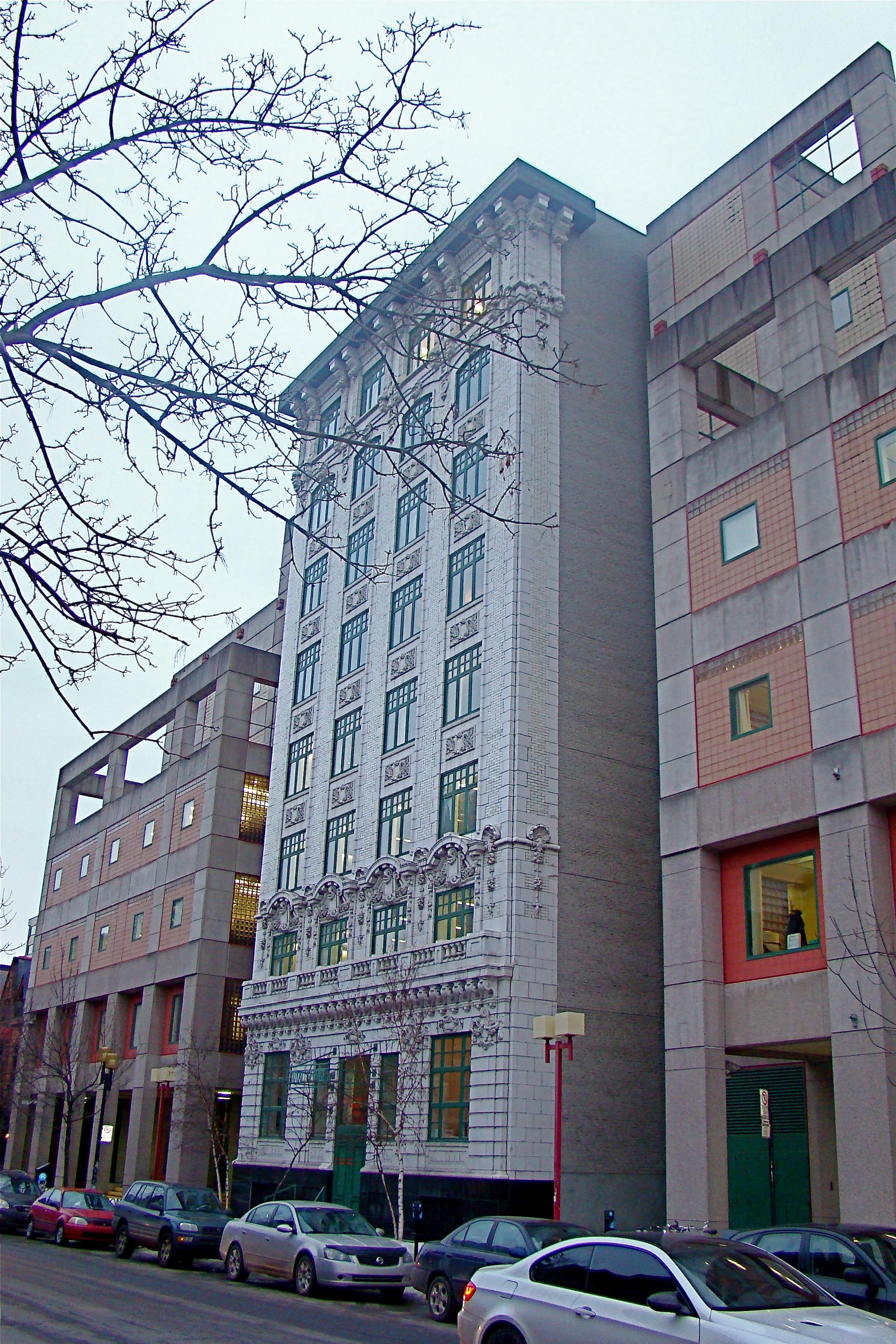 Concordia Library Building