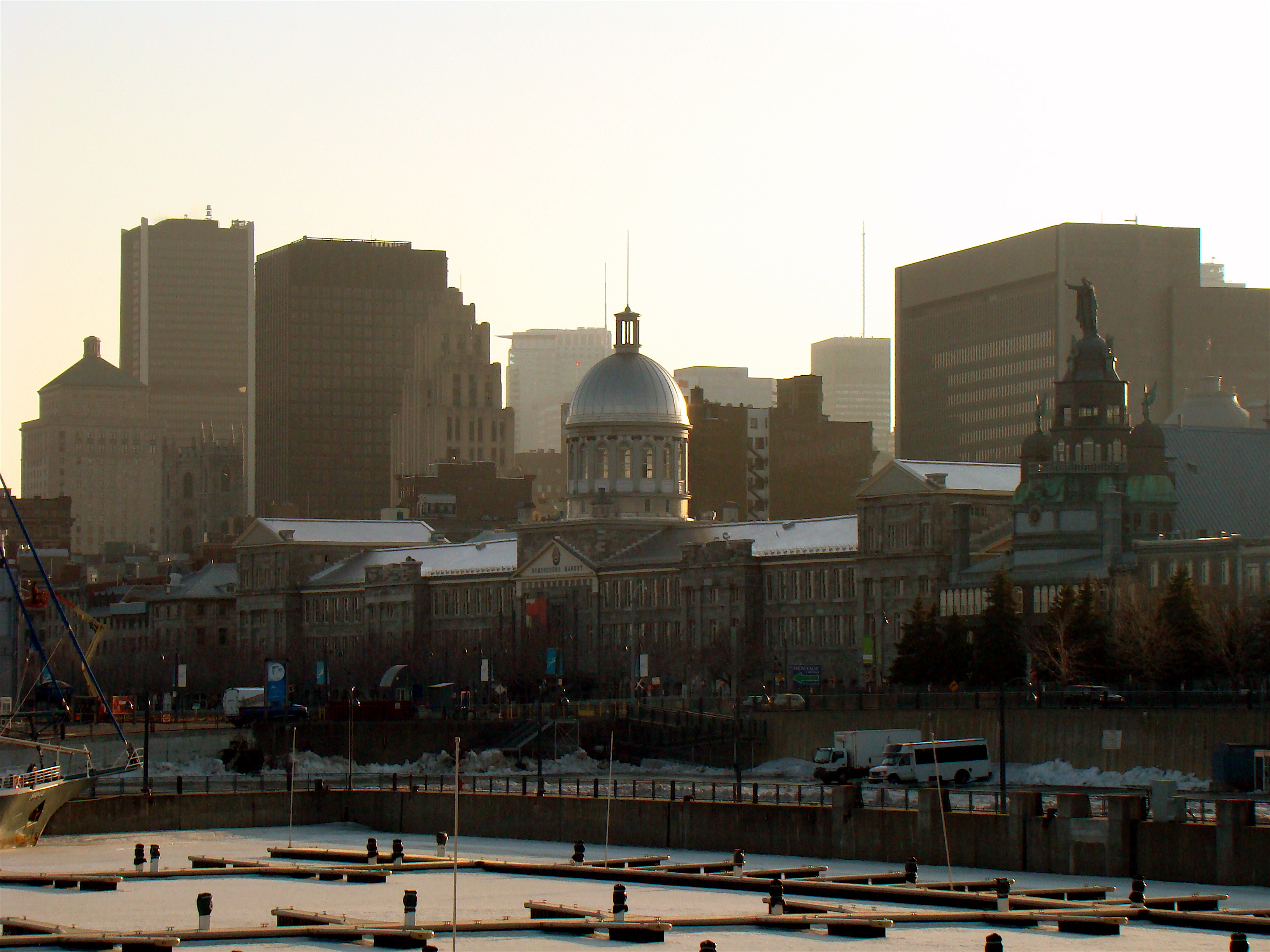 Bonsecours Market, Montral - Taylor C. Noakes, 2009