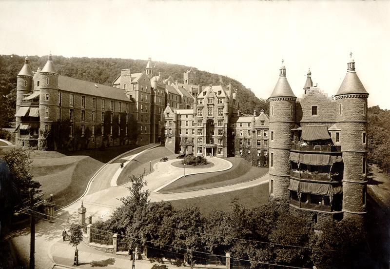 Royal Victoria Hospital, Montreal - circa 1895