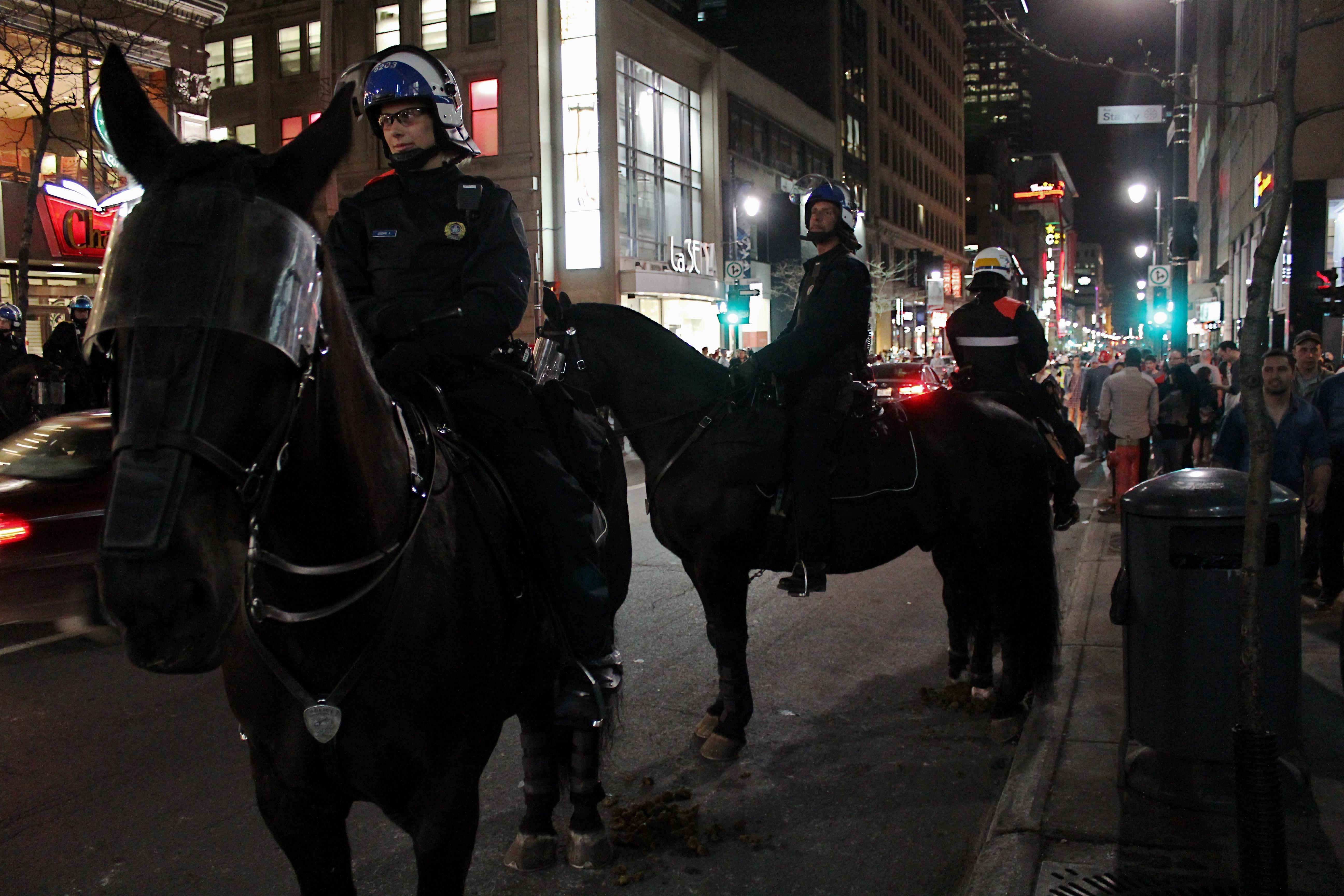 Eco-friendly Police Transport & Urban Mayhem Machine